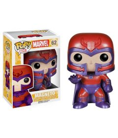 Figura-Colecionavel---Funko-POP---Disney---Marvel---X-Men---Magneto---Funko