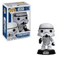 Figura-Colecionavel---Funko-POP---Disney---Star-Wars---Stormtrooper---Funko