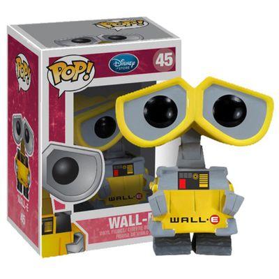 Figura-Colecionavel---Funko-POP---Disney---Wall-E---Funko
