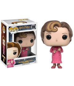 Figura-Colecionavel---Funko-POP---Harry-Potter---Dolores-Umbridge---Funko