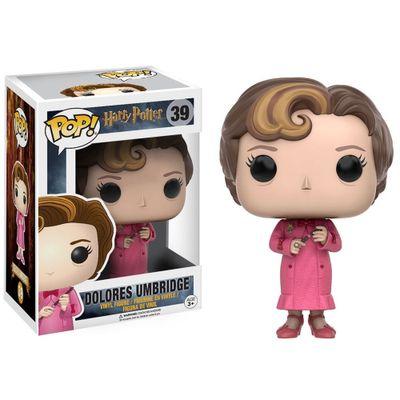 Figura-Colecionavel---Funko-POP---Harry-Potter---Dolores-Umbridge---Funko