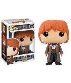 Figura-Colecionavel---Funko-POP---Harry-Potter---Rony-Baile-de-Inverno---Funko