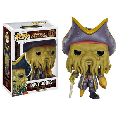 Figura-Colecionavel---Funko-POP---Piratas-do-Caribe---Davy-Jones---Funko