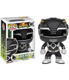 Figura-Colecionavel---Funko-POP---Power-Rangers---Ranger-Preto---Funko
