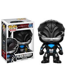 Figura-Colecionavel---Funko-POP---Saban-s-Power-Rangers---Ranger-Preto---Funko