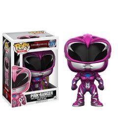Figura-Colecionavel---Funko-POP---Saban-s-Power-Rangers---Ranger-Rosa---Funko