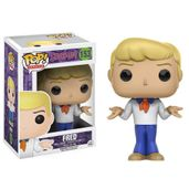 Figura-Colecionavel---Funko-POP---Scooby-Doo---Fred---Funko