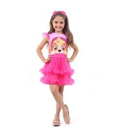 Fantasia-Infantil-Luxo---Patrulha-Canina---Skye---Faces---P