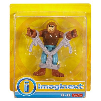 Boneco-Basico-Monstro-com-Correntes---Imaginext---Fisher-Price