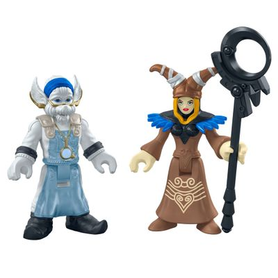 Mini-Figuras-Imaginext---Go-Go-Power-Rangers---Rita-Repulsa---Finster---Fisher-Price