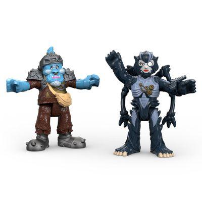 Mini-Figuras-Imaginext---Go-Go-Power-Rangers---Squatt---Baboo---Fisher-Price