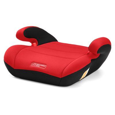 Assento-para-Auto---22-a-36-Kg---Safe-Booster---Vermelho---Multikids-Baby