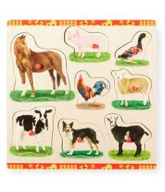 Blocos-de-Encaixe---8-Pecas---Imaginarium---Animais---Animais-da-Fazenda---New-Toys