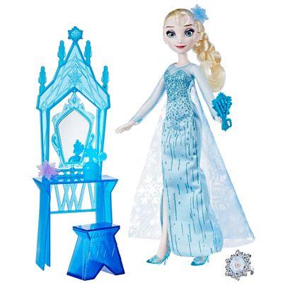 Boneca-30-Cm---Disney---Frozen---Elsa-com-Acessorios---Hasbro