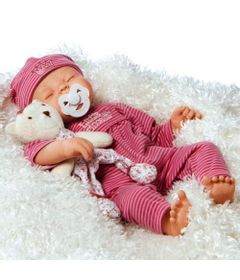 Boneca-Adora-Doll---Reborn---Little-Princess---Shiny-Toys