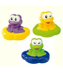 Brinquedo-de-Banho---Sapinhos-Musicais---Baby-Wishes---New-Toys