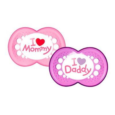 Chupeta-de-Silicone---Mom---Dad---Girls---6M---MAM