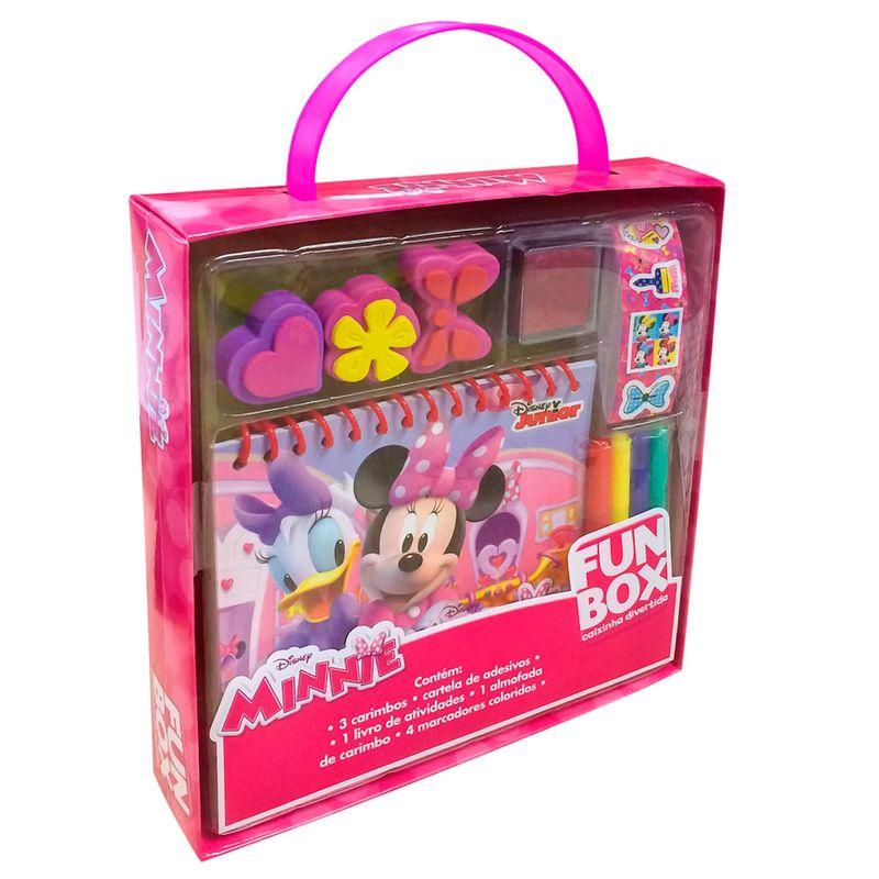 2e756bba4 Conjunto de Artes - Disney - Minnie Mouse - DCL Editora - Ri Happy  Brinquedos
