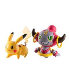 Conjunto-de-Mini-Figuras---7-Cm---Pokemon---Pikachu-e-Hoopa---Edimagic