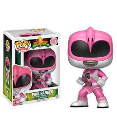 Figura-Colecionavel---Funko-POP---Power-Rangers---Ranger-Rosa---Funko