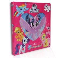 Livro-Infantil---My-Little-Pony-Movie---Meu-Primeiro-Livro-de-Quebra-Cabeca---Melhoramentos