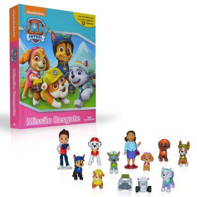 Livro-Infantil---Patrulha-Canina---Missao-Resgate---Melhoramentos