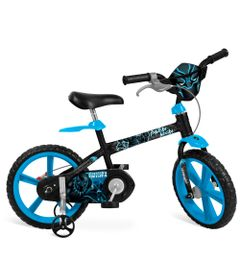 Bicicleta-ARO-14---Disney---Marvel---Pantera-Negra---Bandeirante