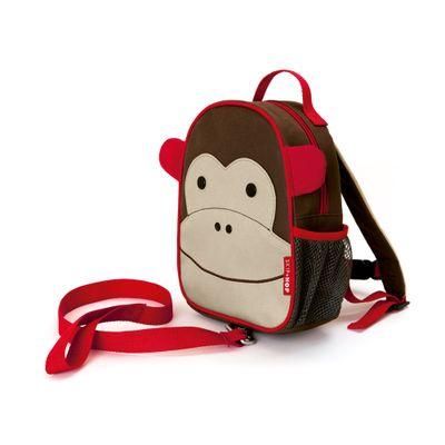 Mochila-com-Cinto---Zoo---Macaco---Skip-Hop