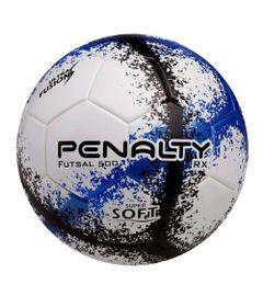 Bola-de-Futsal---RX-500-R3-VIII---Branco-Azul-e-Preto---Penalty---7909342306647---Frente