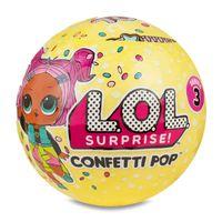 Mini-Boneca-Surpresa---LOL---Confetti-Pop---Serie-3---Candide---Frente