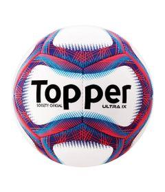 bola-de-futebol-society-ultra-ix-branco-e-vermelho-topper-4200014002_Frente