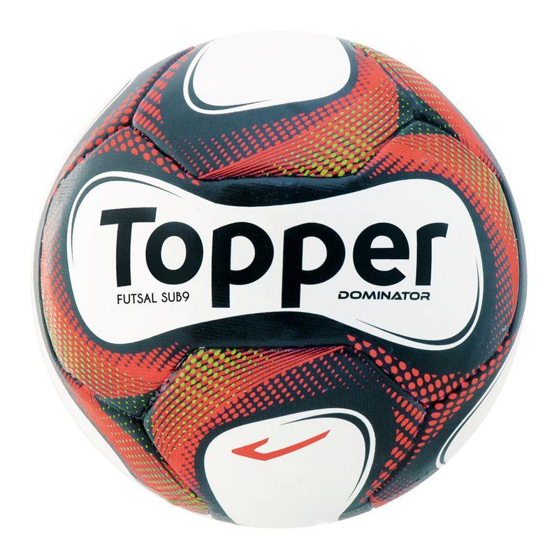Bola de Futsal - SB 9 - Branco e Preto - Topper - Ri Happy Brinquedos 3baa371ade7e4