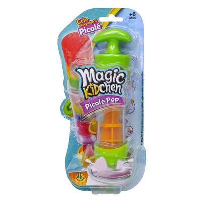 Picoleteira-POP-Infantil---Cozinha-Magica---Verde---Frente