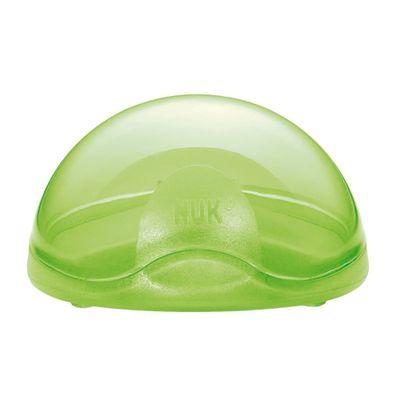 Protetor-Higienico-de-Chupeta---Colorido---Verde---Frente