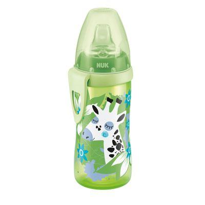 Copo-Antivazamento---Active-Cup---300-ml---Girafa---NUK---Frente