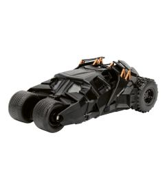 Carrinho-Die-Cast---132---Metals---DC-Comics---The-Dark-Knight-Batmobile---Frente