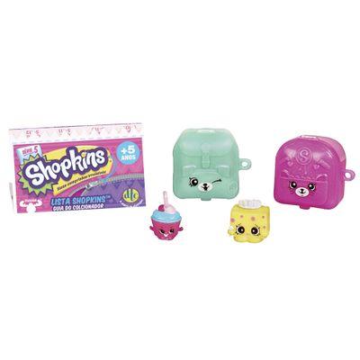 Mini-Cestas-com-Dois-Shopkins-Surpresa---Shopkins-Sortidos---Serie-5---Frente