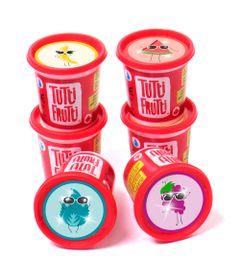 Massa-de-Modelar---Tutti-Frutti---Conjunto-de-Potes-Cintilantes---Frente