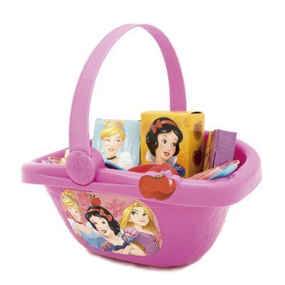 Cestinha-de-Picnic-com-Acessorios---Disney---Princesas---Toyng
