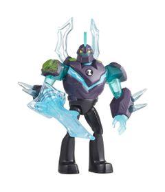 Mini-Figura-Articulada-10-Cm---Ben-10---Omni-Desenvolvido---Diamante---Sunny