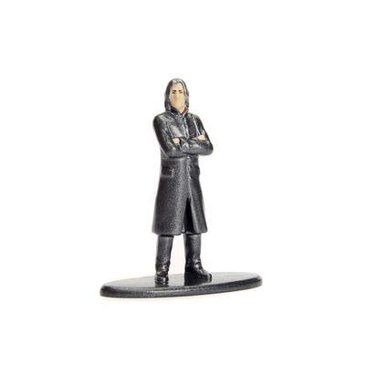 Figura-Colecionavel-4-Cm---Metals-Nano-Figures---Harry-Potter---Professor-Snape---Serie-2---DTC