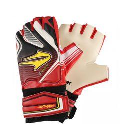 Luvas-de-Goleiro---Futsal---Tamanho-6---Vermelho-e-Preto