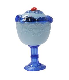 Mini-Boneca---Taca-Surpresa---Azul-Claro---New-Toys