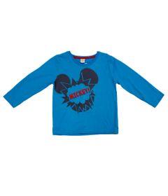 Camiseta-Manga-Longa-em-Meia-Malha---Turquesa---Revolution-Mickey---Disney---1