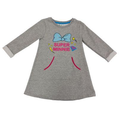 Vestido-em-Moletinho---Cinza-Mescla---Revolution-Minnie---Disney---1