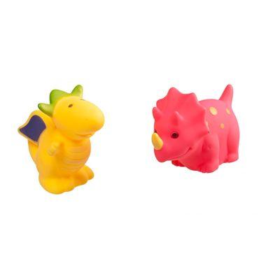 Brinquedo-de-Banho---Amiguinhos-da-Dinossauros---Girotondo-Baby