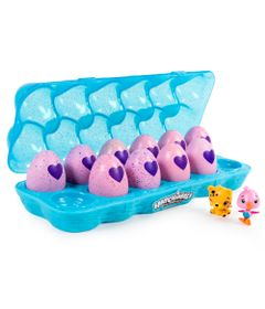 Conjunto-de-Mini-Figuras-Surpresa---Hatchimals-Colleggtibles---One-Dozen-Egg---Sunny
