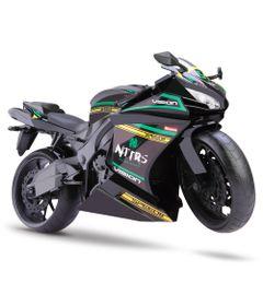 Moto-Rodas-Livres---Roma-Racing-Motorcycle---Preta---Roma-Jensen