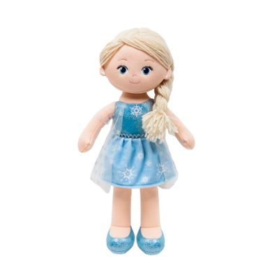 Pelucia-24-CM---Disney---Frozen---Elsa---Buba