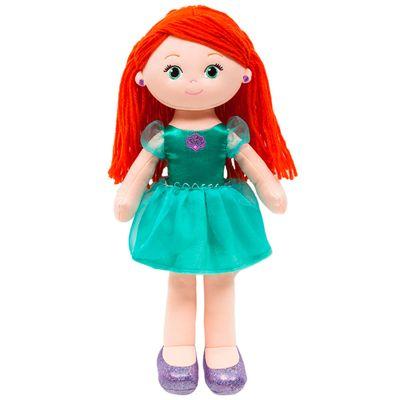 Pelucia-24-CM---Princesas-Disney---Ariel---Buba
